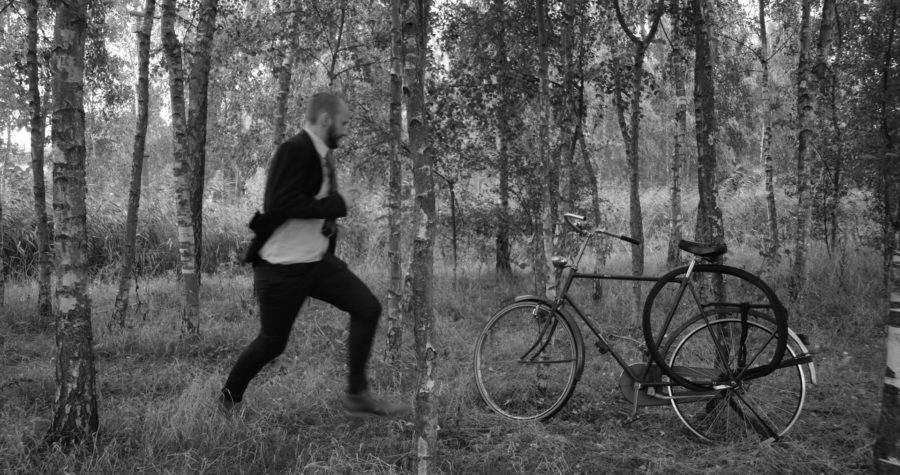 Experimental short film program