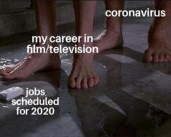 covid film industry