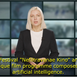 artificial intelligence film festival